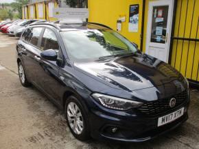 Fiat Tipo 1.4 Easy Plus 5dr Bluetooth Estate Petrol Metallic Blue at Mex Cars Isleworth