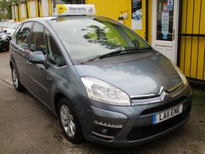 Citroen C4 Picasso 1.6 HDi VTR+ 5dr Bluetooth Alloys MPV Diesel Metallic Grey at Mex Cars Isleworth
