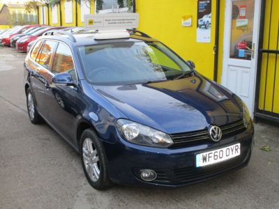 Volkswagen Golf 1.6 TDI 105 SE 5dr DSG Automatic Low Mileage With Full  Service History Estate Diesel Metallic BlueVolkswagen Golf 1.6 TDI 105 SE 5dr DSG Automatic Low Mileage With Full  Service History Estate Diesel Metallic Blue at Mex Cars Isleworth
