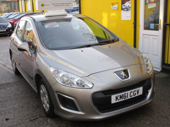 Peugeot 308 1.6 e-HDi 112 Access 5dr Bluetooth £30 Road Tax Hatchback Diesel Metallic Grey
